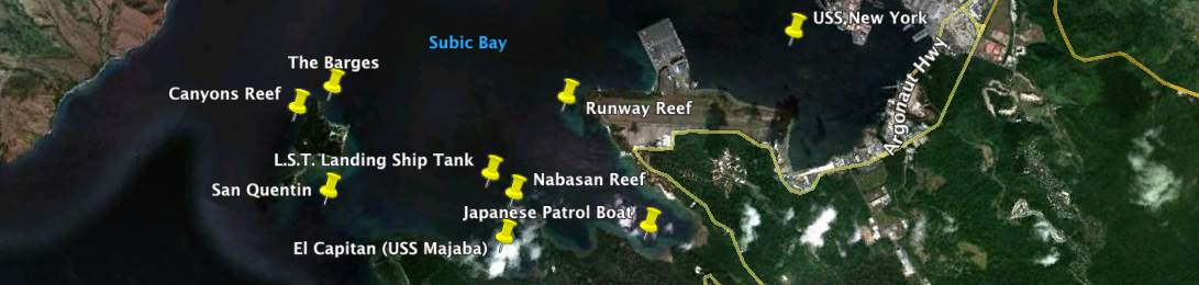 Dive-Sites-Subic-Bay