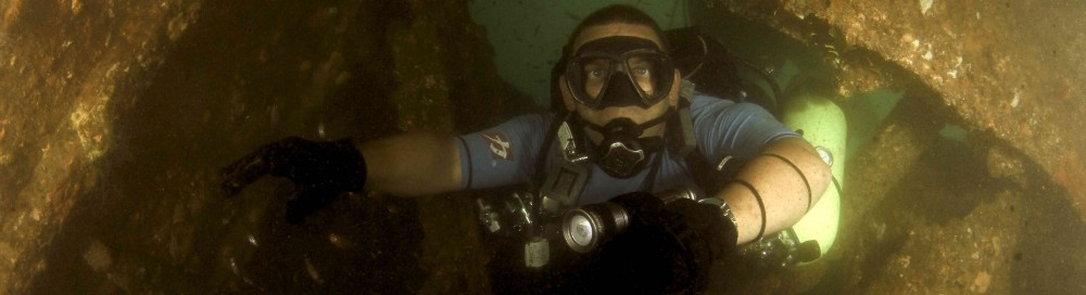 Wreck diving Subic Bay xiiii